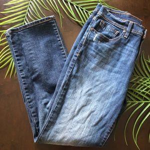 Levi's 505 Straight Leg Jeans - 10 Short